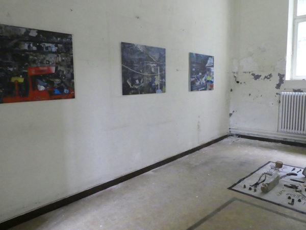 panqart II Cobra revisited, tervuren 2018 – de onbekende kunstenaar #hij