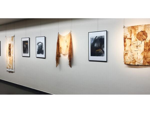 Expo Reminiscence, Galerij Crelan Brussel, 2019-2020#ZIJ#HIJ