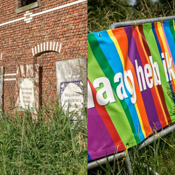 Kunstvoer #Dijlekronkels, Korbeek-dijle, 3 juli – 29 augustus